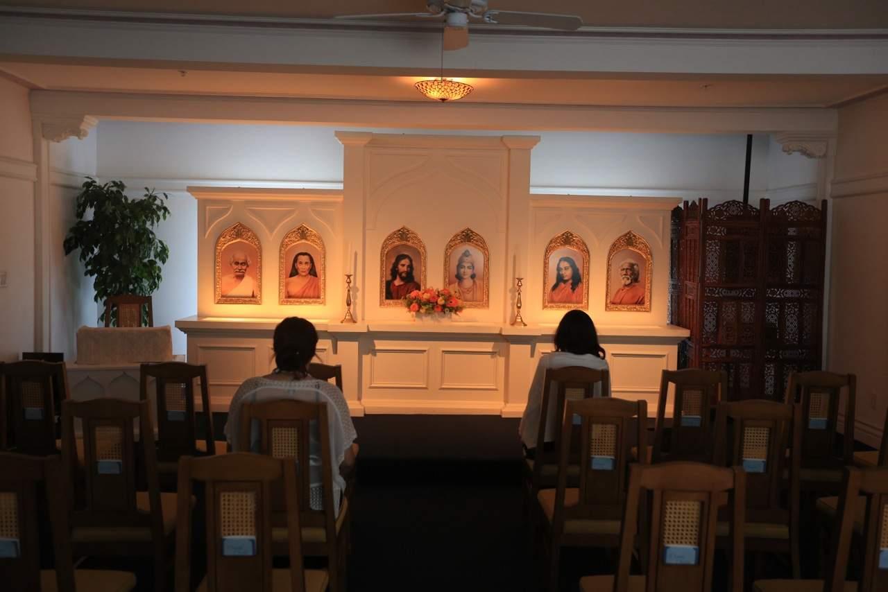 Retreat Chapel