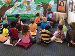 Sunday School - Story Time