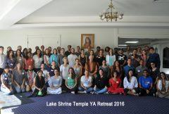 Lake Shrine Temple YA Retreat 2016